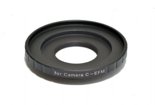 16mm Movie C Mount Lens to Canon EOS M EF-M Mount Camera M1 C-EOSM Adapter Ring